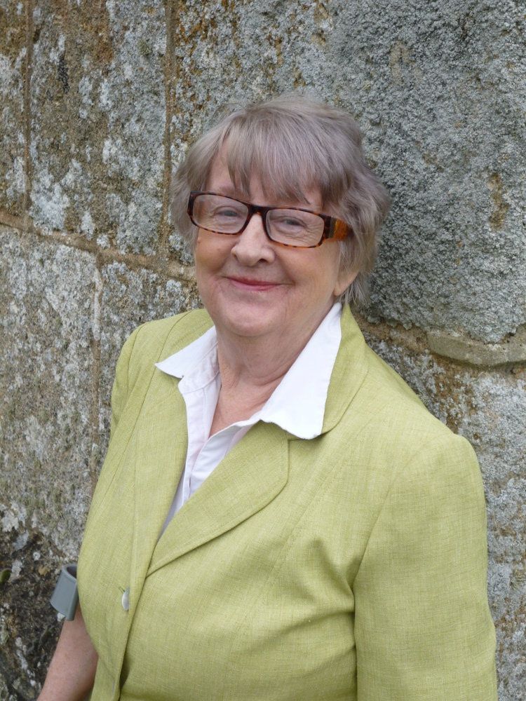 Sandy French : Churchwarden, Lustleigh