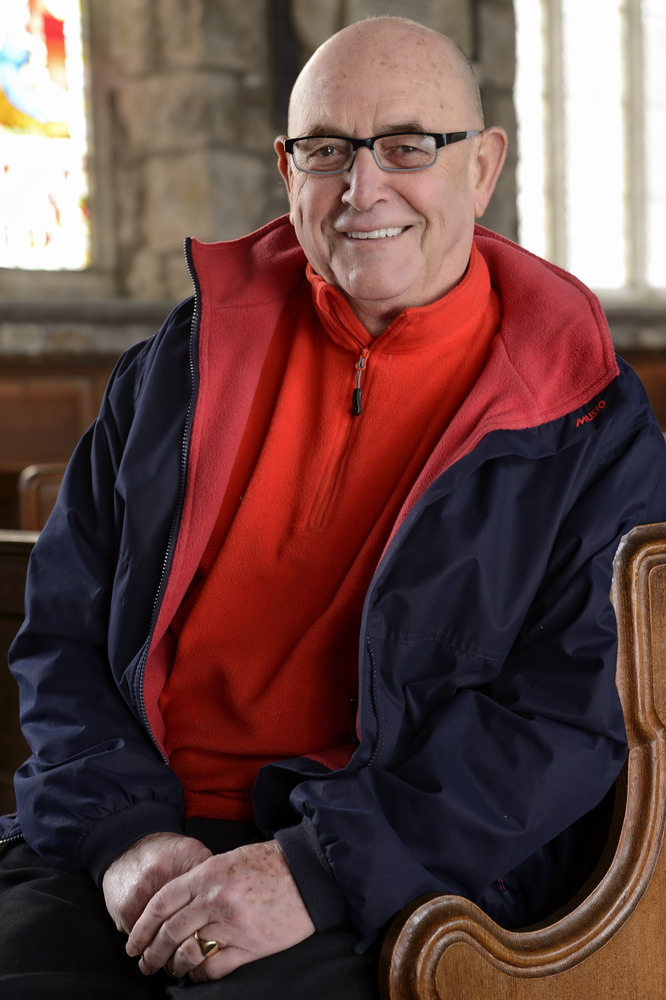 David Forrest : Churchwarden, Moretonhampstead