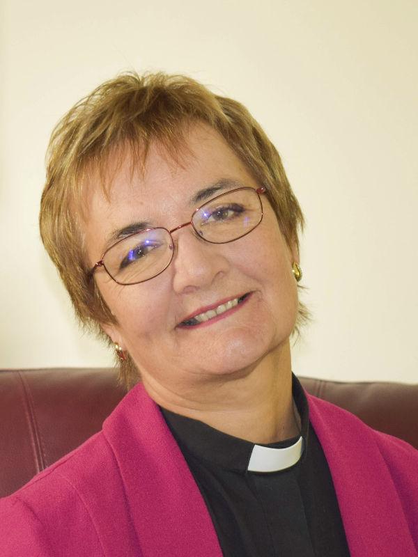 Sue Sheppard : Rector,  Moreton