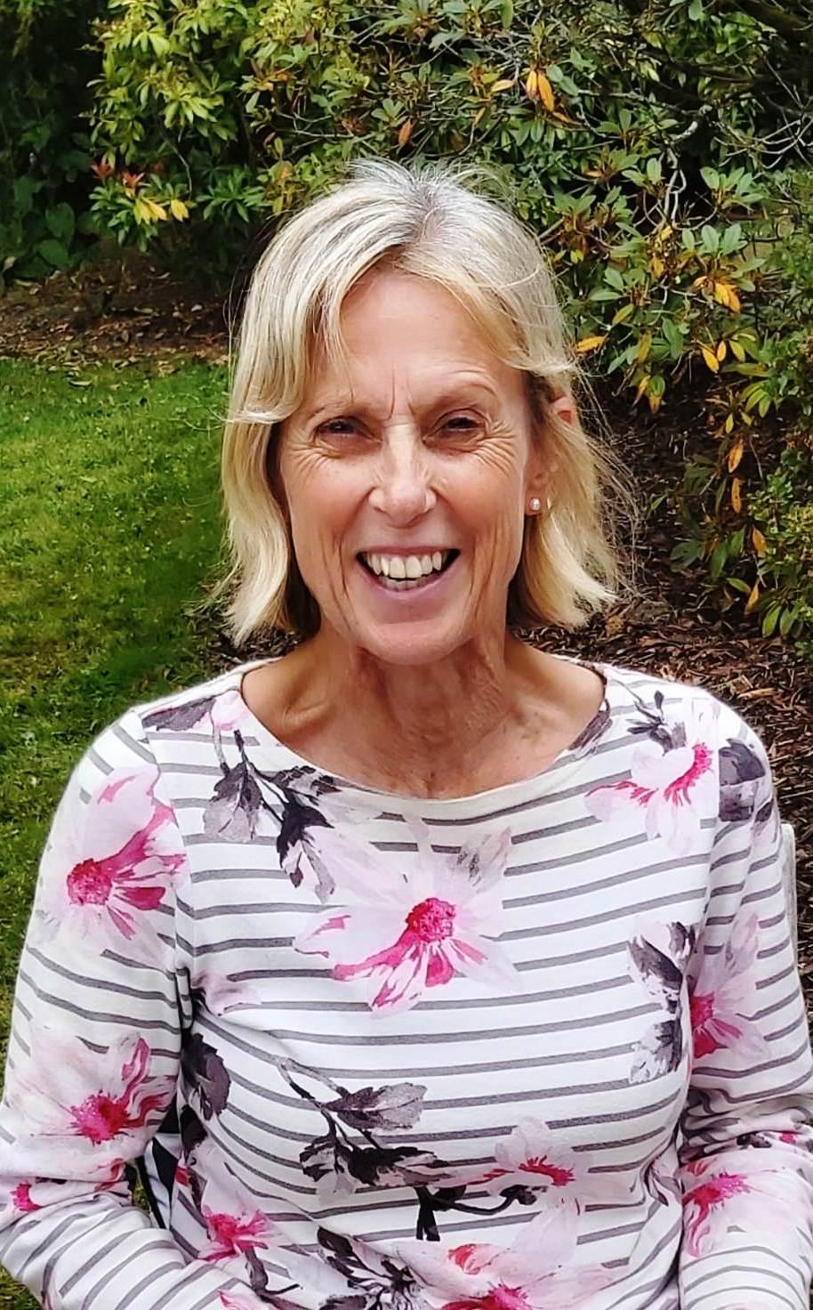 Jane Riley : Churchwarden, Lustleigh